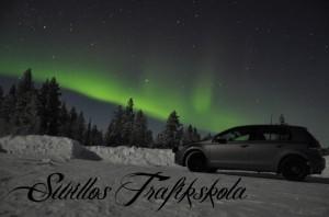 norrsken bil profil